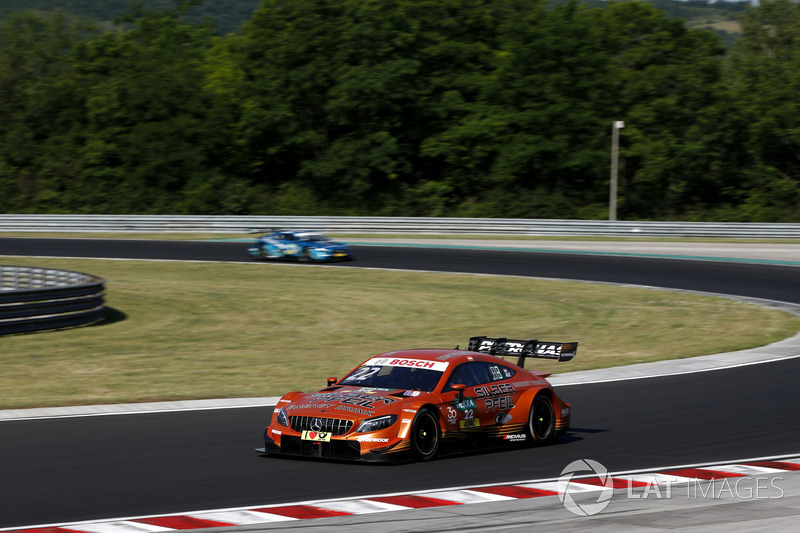 3. Lucas Auer, Mercedes-AMG Team HWA, Mercedes-AMG C63 DTM