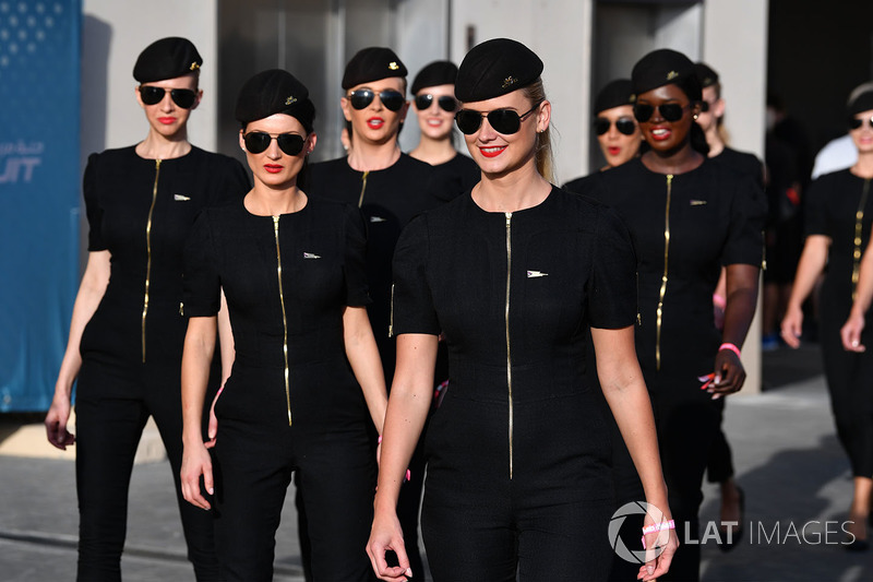 Formula 1 To Stop Using Grid Girls Update Replaced With -7549