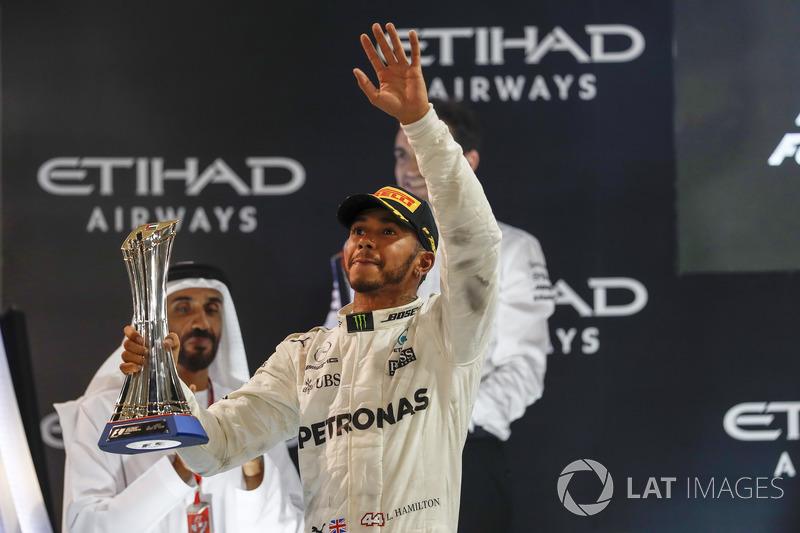 Pilote britannique de l'année : Lewis Hamilton