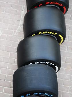 The new 2018 tyre range from Pirelli