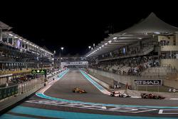 Alexander Albon, ART Grand Prix, Lando Norris, Campos Racing
