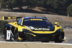 #9 K-Pax Racing McLaren 650S GT3: Alvaro Parente, Bryan Sellers, Ben Barnicoat