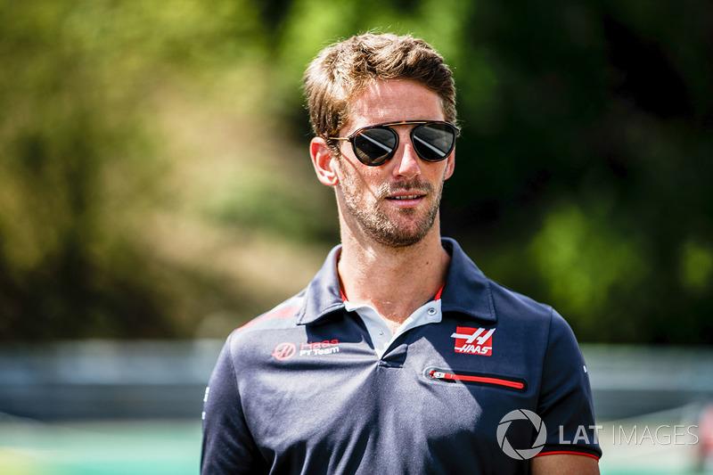 Kandidaat voor een plekje in 2019: Romain Grosjean (Frankrijk)