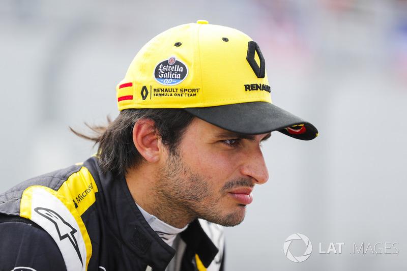 8 місце — Карлос Сайнс (Іспанія, Renault) — коефіцієнт 401,00