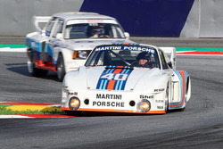 Gerhard Berger, Porsche 935 y Harald Grohs, BMW 320