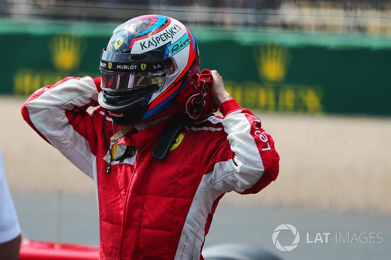 5 місце — Кімі Райкконен (Фінляндія, Ferrari) — коефіцієнт 11,00