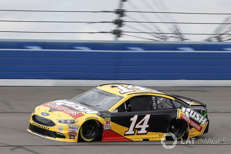 26. Clint Bowyer, No. 14 Stewart-Haas Racing Ford Fusion