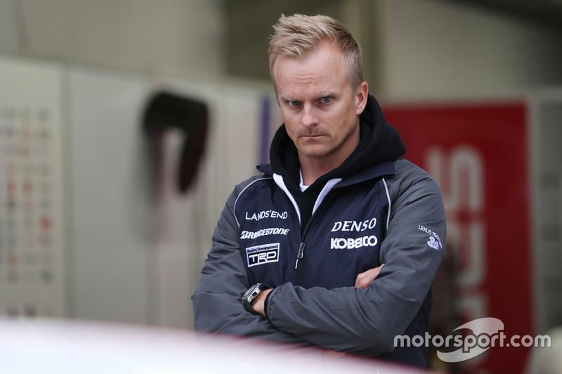 #39 DENSO KOBELCO SARD LC500: Heikki Kovalainen