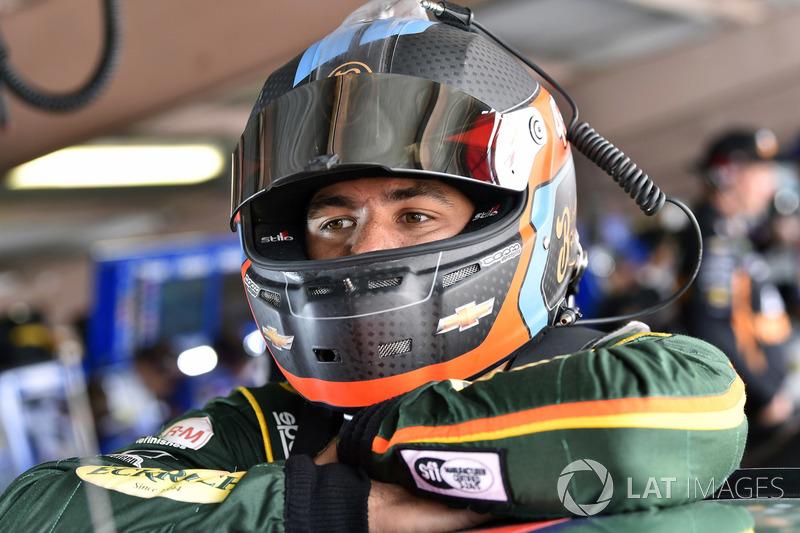 Darrell Wallace Jr., Richard Petty Motorsports, Chevrolet Camaro Eckrich