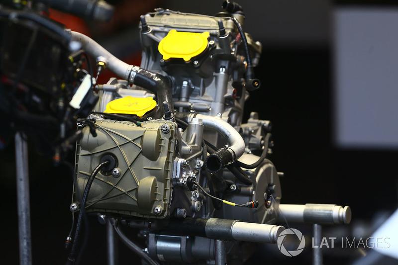 Ducati Panigale engine