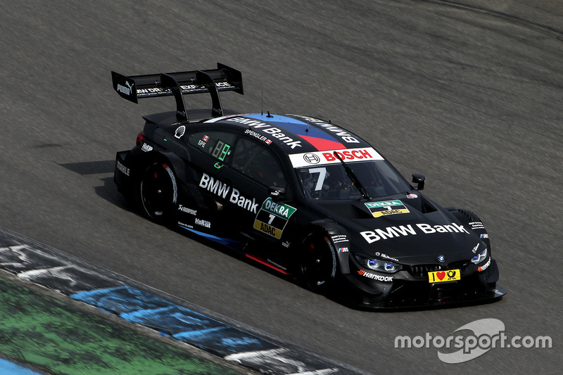 #7 Bruno Spengler, BMW Team RBM, BMW M4 DTM