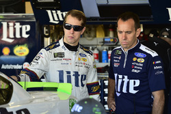 Brad Keselowski, Team Penske Ford, crew chief Paul Wolfe