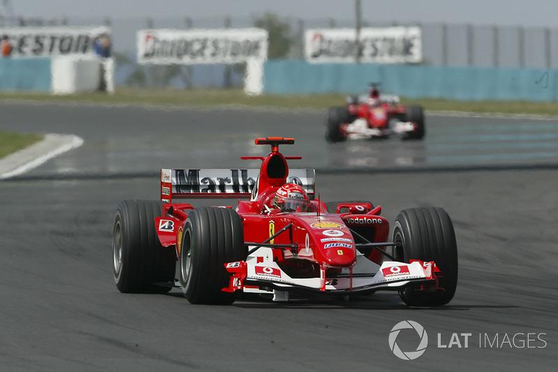 GP Hongaria 2004