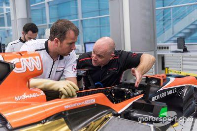 Présentation du documentaire d'Amazon sur McLaren