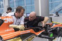 McLaren araç üretimi