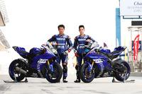 SS600: Decha Kraisart dan Ratthapong Wilairot, Yamaha Thailand Racing Team