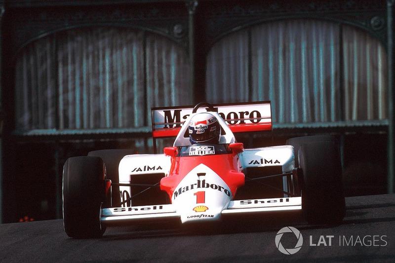 Alain Prost, McLaren MP4/2C
