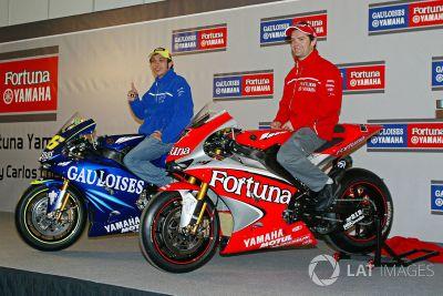 Presentación Yamaha Factory Team