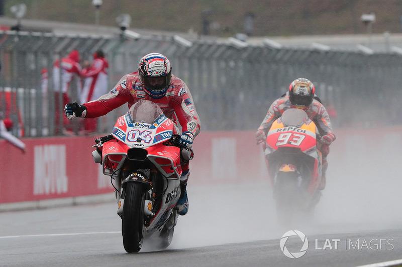 7. Gran Premio de Japón 2017: Andrea Dovizioso, Ducati Team