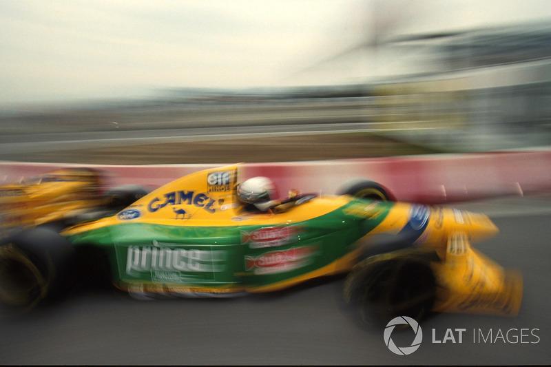 Ricardo Patrese, Benetton B193B
