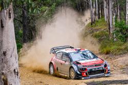 Стефан Лефевр и Габен Моро, Citroën C3 WRC, Citroën World Rally Team