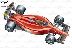 Ferrari F1-90 (641)