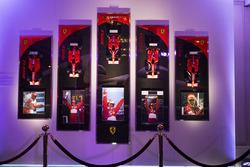 Un Amalgam que celebra la carrera de Michael Schumacher en Ferrari