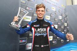 Segundo lugar Aide Moffat, Laser Tools Racing Alfa Romeo