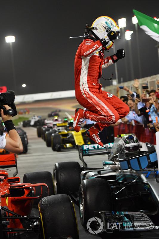 Святкування Себастьяна Феттеля, Ferrari