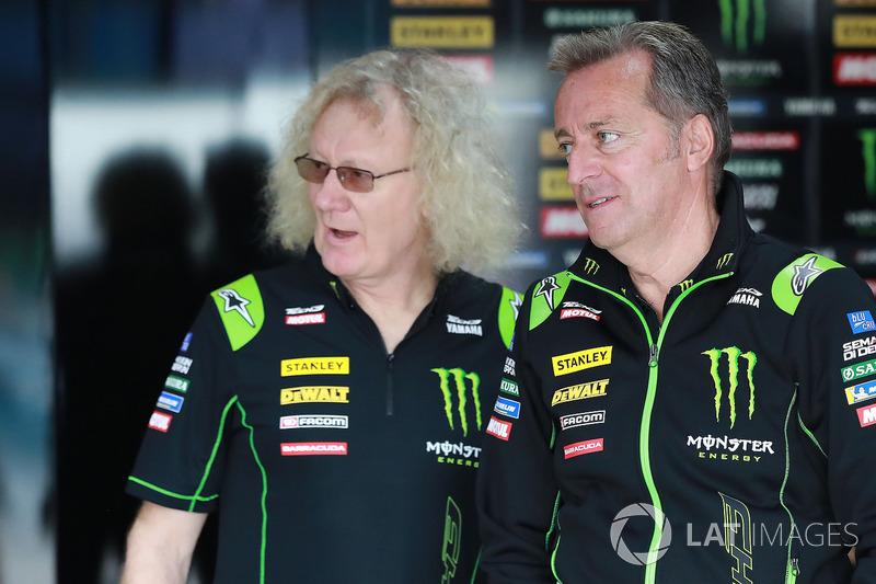Guy Coulon, Hervé Poncharal, Monster Yamaha Tech 3 Team Principal