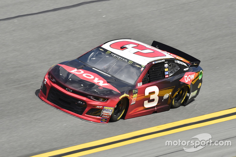 #3: Austin Dillon, Richard Childress Racing, Chevrolet Camaro