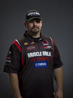 Coy Gibbs, COO Joe Gibbs Racing