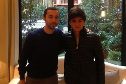 Caio Collet e Nicolas Todt