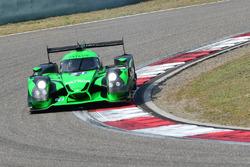#31 Extreme Speed Motorsports Ligier JS P2 Nissan: Ryan Dalziel, Luis Felipe Derani, Christopher Cumming