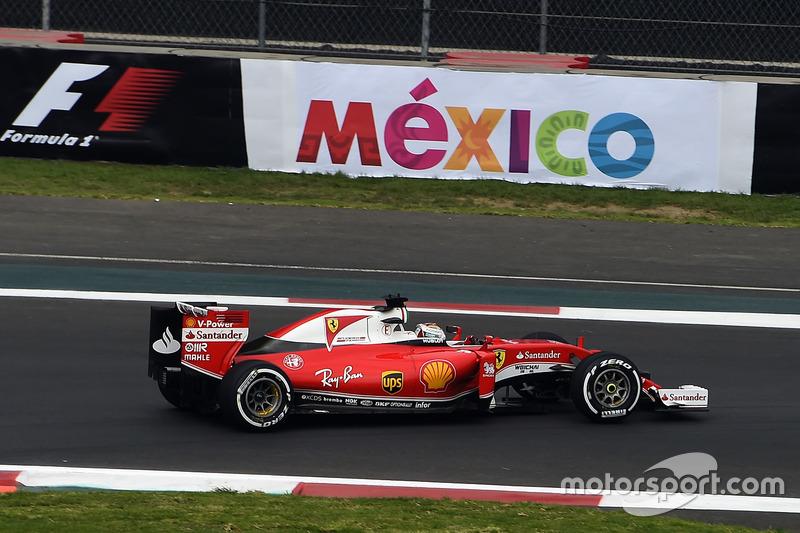 5. Sebastian Vettel, Ferrari SF16-H (10 Sekunden Zeitstrafe)