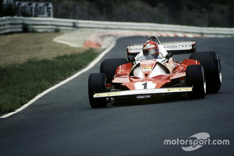 Ferrari 312T2 (1976-1978)