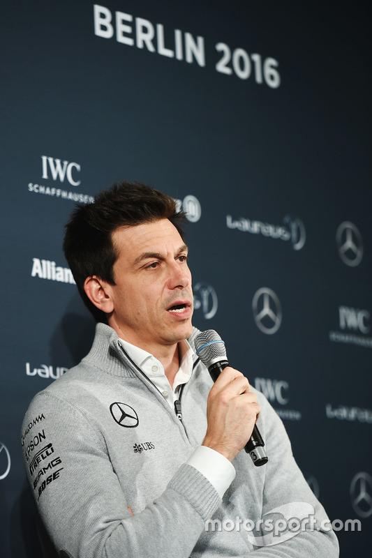 Mercedes-Motorsportchef Toto Wolff