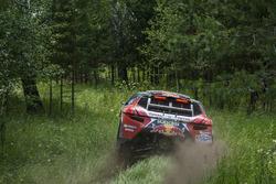 #104 Peugeot: Сіріль Депре, Давід Кастера