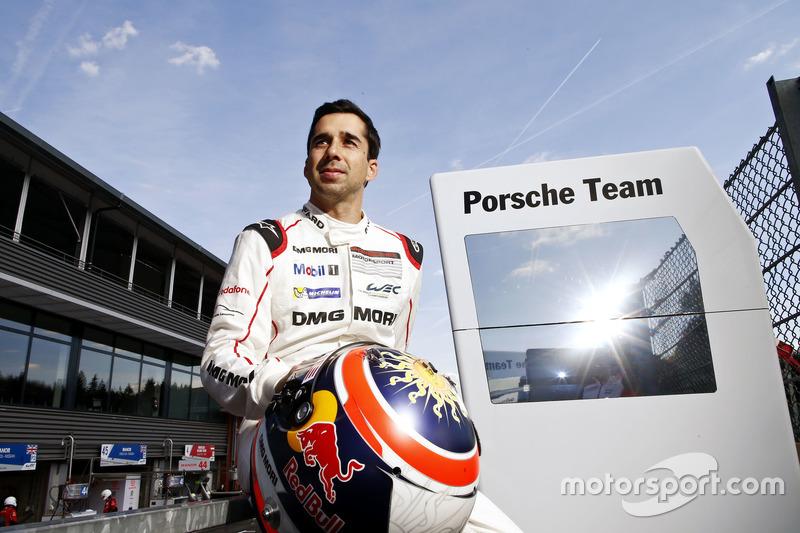 Нил Джани, Porsche Team