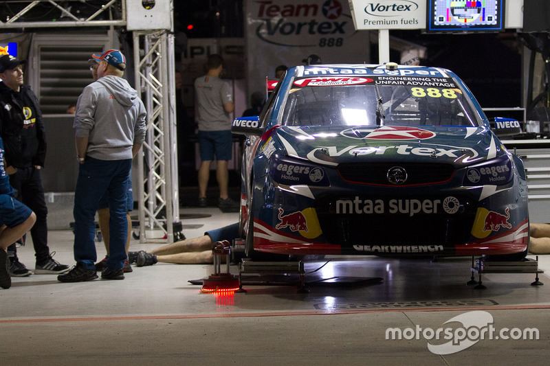Craig Lowndes, Steven Richards, Triple Eight Race Engineering, Holden