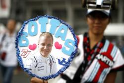 Fan von Valtteri Bottas, Williams
