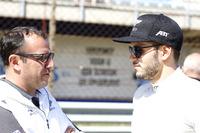 #7 Bentley Team ABT, Bentley Continental GT3: Daniel Abt with Christian Abt