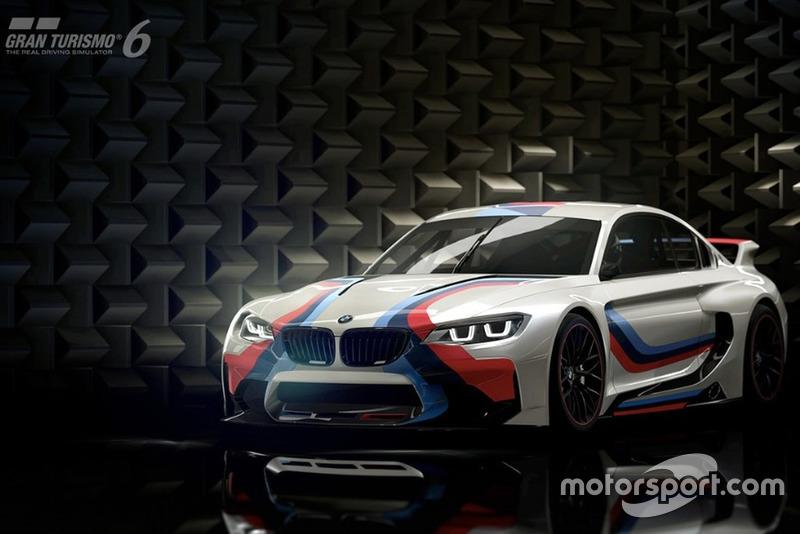 BMW Vision Gran Turismo (mayo 2014)