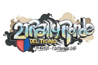 Rally del Ticino 2018, logotype