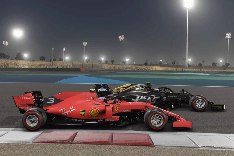 | F1 19 T.XXIV | Asignación de monoplazas Temporada 24 Categoría F1 F1-2019-screenshot-1