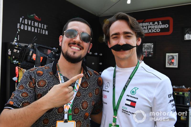 Гран При Мексики: блогер Хука Виапри