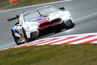 #81 BMW Team MTEK BMW M8 GTE: Мартін Томчик, Нікі Катсбург