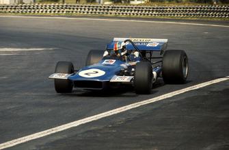 Франсуа Север, Tyrrell 001