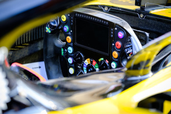 Le cockpit de la Renault
