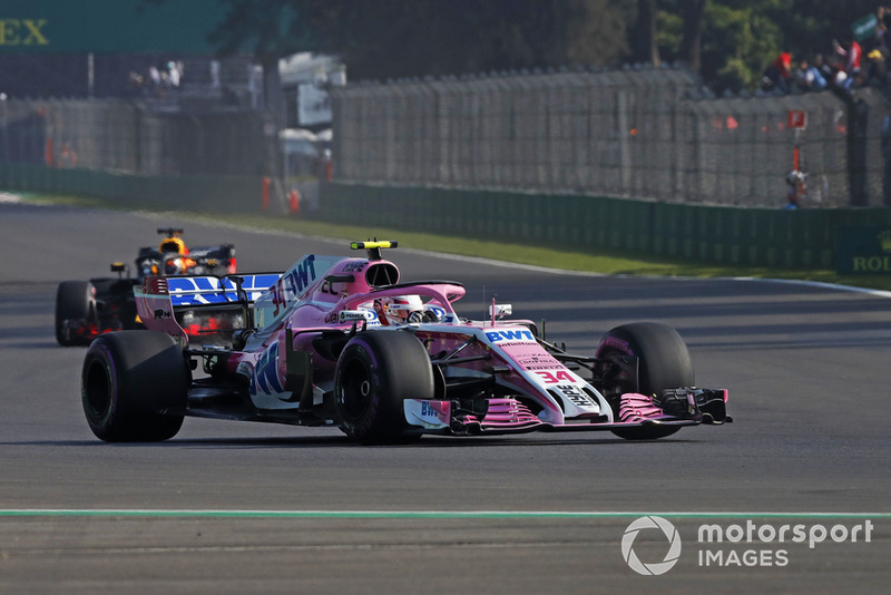 15. Nicholas Latifi, Racing Point Force India VJM11